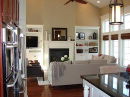 Vaulted Ceiling Living Room Living Room Half Vaulted Ceiling Living Room Patio Farmhouse