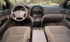 2006 Toyota Sienna - Information and photos - MOMENTcar