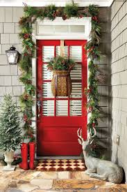 7 Ways to Decorate Your Entry for the Holidays. Christmas Front  DoorsChristmas ...
