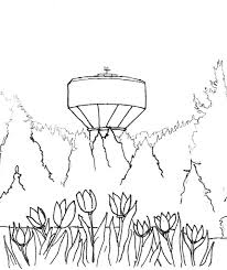 Infrastructure Canada Kidfrastructure Colouring Pages Drinking Water