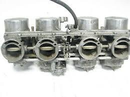carb rack keihin vb42a carburetor set