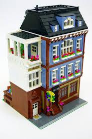 Real Life Lego House 722 Best Lego Modular Main Street Style Images On Pinterest