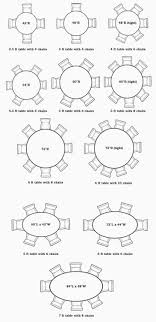 8 seater round dining table dimensions in cm room ideas