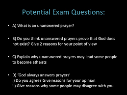 edexcel believing in god revision 33