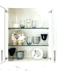 glass shelves for kitchen wall units glass kitchen shelves glass tumblers styling kitchen shelves with dishware glass shelves for kitchen