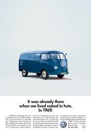 Volkswagen van is 60 years old. Retro ad campaign nod to Bernbach ...