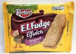 keebler cookies el fudge. Delighful Fudge Image Is Loading KeeblerELFudgeElfwichOriginalSandwichCookies13 Throughout Keebler Cookies El Fudge E