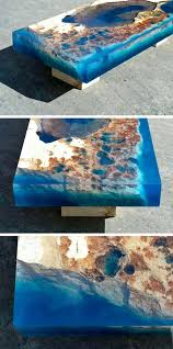 table best resin table ideas on wood resin resin table top kit