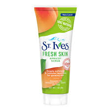 st ives fresh skin scrub apricot 1 oz