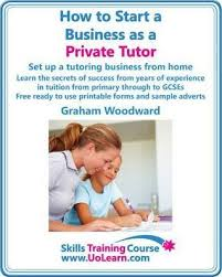 How To Start A Business As A Private Tutor Set Up A Tutoring