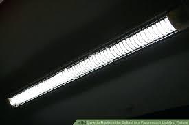 replacing fluorescent light fixture image titled replace the ballast in a fluorescent lighting fixture step replacing replacing fluorescent light fixture
