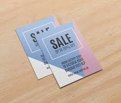 Leaflet Printing And Flyer Printing Instantprint Co Uk