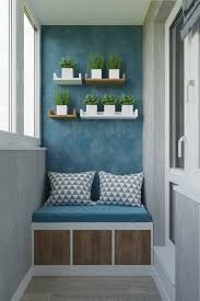 vertical wall ideas for balcony