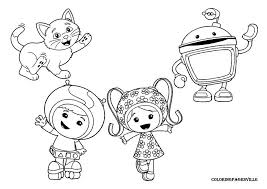 Small Picture team umizoomi coloring pages 591285 Coloring Pages for Free 2015