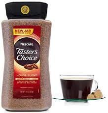 Nescafe taster's choice instant coffee, house blend, 7 ounce. Amazon Com Taster S Choice Instant Coffee 14 Ounce Grocery Gourmet Food