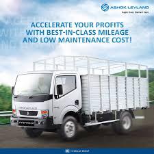 Ashok Leyland Light Commercial Vehicles