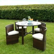 garden tables and chair garden furniture set round table garden chair of green lawn plastic garden