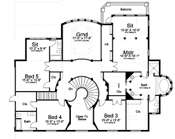 29 Wonderful Georgian Floor Plans Of Cool Mansion Blueprints Blueprint Homes Floor Plans