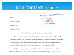 heading for mla format mla format a quick guide m odern language association mla stands