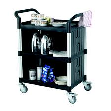 office trolley cart. Service Trolley Cart 3 Sides 309622 Office Trolley Cart F