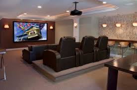 Engaging Design Ideas Media Room Seating Home Furniture