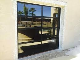 clear garage doorsclear glass garage door  kapandate