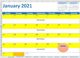 Monthly calendars and planners for every day, week, month and year with fields for entries and notes What Is A Pay Period Plus Free Pay Period Calendars For Employers