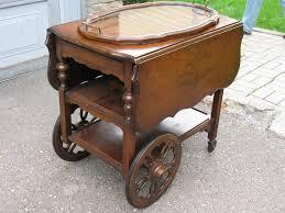 tea carts inexpensive bar cart glass tea cart