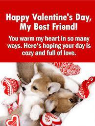 Valentines Day Best Friend