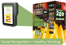 Independent Vending Machine Operators Association Classy Healthy Vending Company Naturals48Go Now Offering Facial Recognition