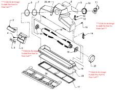 kirby generation 5 head schematic