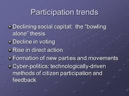 bowling alone america s declining social capital essay value bowling alone america s declining social capital essay