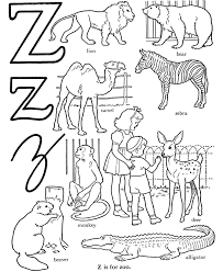 Small Picture ABC Alphabet Words ABC Letters Words Activity Sheets Letter