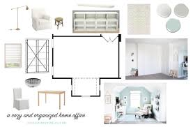 home office plan. These Plans For An Organized Home Office That Is Both Functional And Beautiful Are So Inspiring Plan