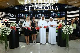 first sephora duty free in the world opens at abu dhabi airport you