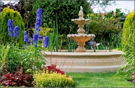 water feature for your garden