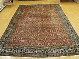 hamedan antique persian tabriz rug