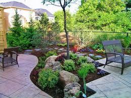 Small Rock Garden Images Sascience Fancy Idea Design Ideas