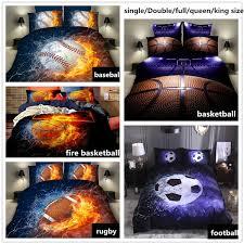 fire sport duvet cover pillow case twin