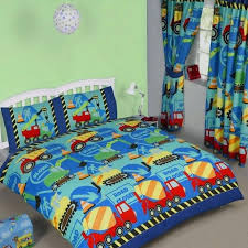 full size construction bedding