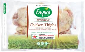 Image result for frozen chicken thighs