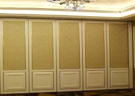 sound proof room door latest design commercial wooden soundproof room dividers with passing doors soundproof baby sound proof room door