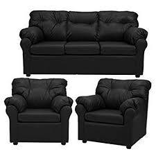 sofaset. Interesting Sofaset Furny Elzada Five Seater Sofa Set 311 Black To Sofaset O