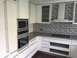 premium küchenfolie für küche weiß klebefolie hochglanz