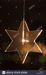 Weihnachtsstern Im Fenster Stockfoto Bild 20491811 Alamy