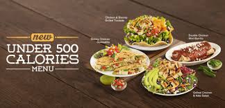 El Pollo Loco Nutrition Chart Calories In A Tostada Healthy Food Recipes To Gain Weight