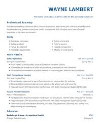 Sample Of Modern Resume For Quality Assurance Specialist 2019s Best Resume Examples For Every Industry Hloom