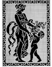 Filet Crochet Charts And Graphs Spring Filet Crochet Graph Nfjyvuc Crochet And Knitting