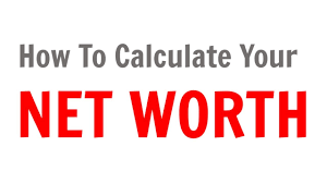 Business Net Worth Calculator How To Calculate Your Net Worth