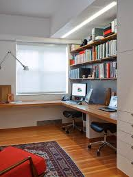 space saving home office. 20 space saving office designs with functional work zones for two home e
